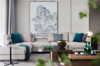 140平米三美式风格客厅图片大全