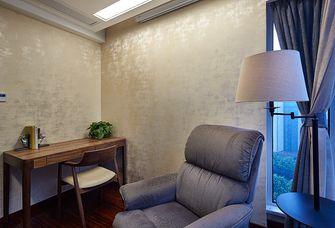 120平米四室一厅新古典风格书房装修图片大全