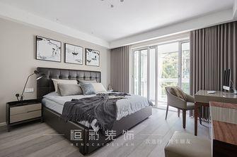 豪华型140平米四室两厅北欧风格卧室欣赏图