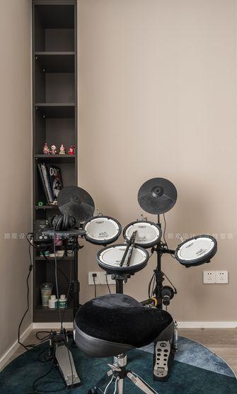 100平米现代简约风格影音室欣赏图