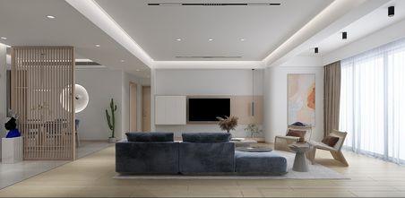 140平米复式日式风格客厅欣赏图