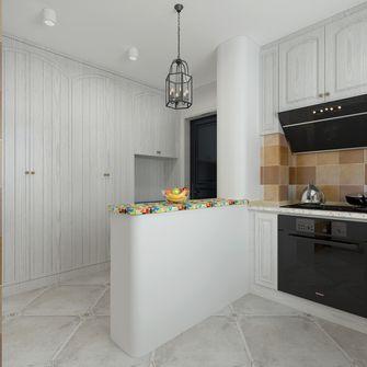 130平米一室两厅地中海风格厨房设计图
