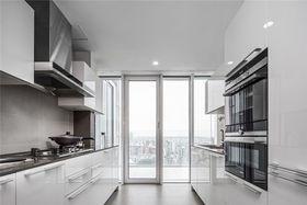 140平米四現代簡約風格廚房設計圖
