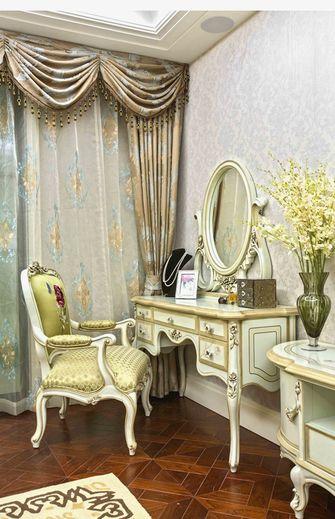 20万以上110平米四室两厅法式风格梳妆台装修案例