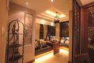 120平米三室一厅东南亚风格客厅效果图