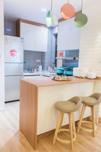 70平米公寓混搭风格厨房装修案例