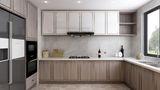 140平米四室两厅新古典风格厨房效果图