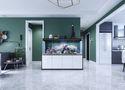 140平米四室一厅北欧风格厨房图片