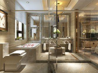 豪华型140平米四室三厅地中海风格卫生间装修图片大全