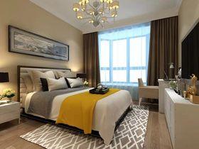 140平米別墅現代簡約風格臥室圖片大全