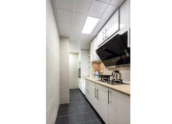90平米日式风格厨房图