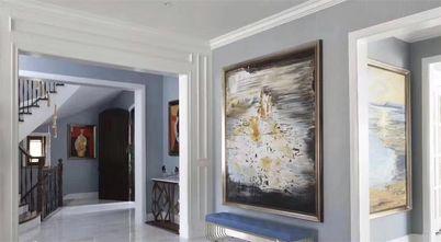 140平米复式美式风格客厅装修效果图