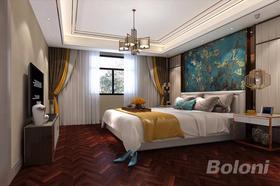 140平米別墅中式風格臥室圖片大全