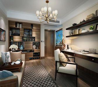 90平米三室两厅中式风格阁楼装修案例