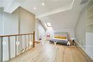 豪华型140平米别墅现代简约风格阁楼效果图