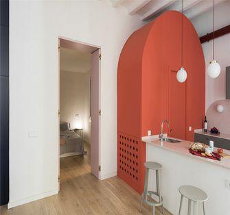 60平米公寓欧式风格厨房效果图