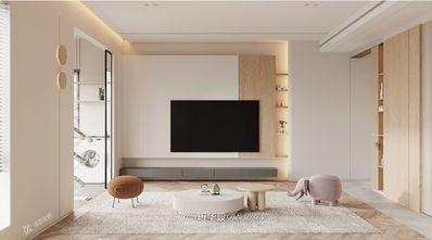 120平米四北欧风格客厅装修图片大全