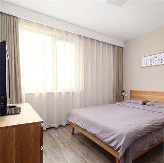 140平米四室三厅北欧风格卧室装修效果图
