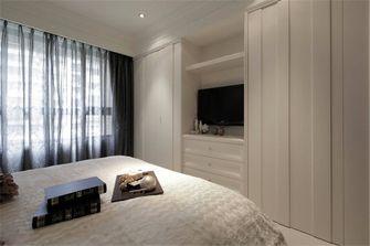 130平米四室两厅新古典风格卧室图片