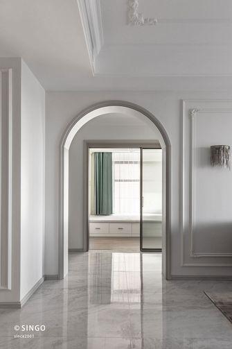 140平米四室两厅法式风格储藏室图