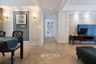 110平米四室两厅美式风格走廊装修效果图