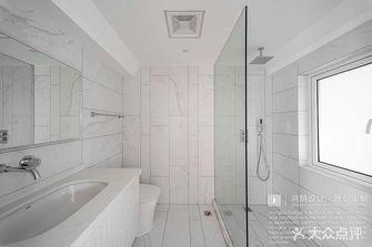 15-20万140平米复式日式风格卫生间欣赏图
