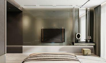 110平米三室两厅英伦风格卧室图