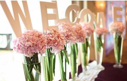 中式婚礼如何摆放鲜花