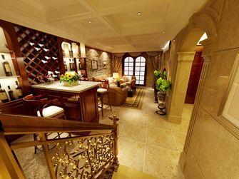 20万以上130平米三室两厅欧式风格楼梯装修案例