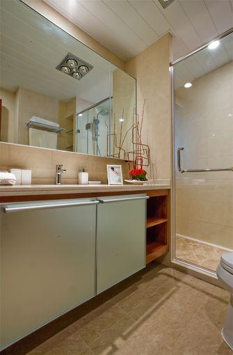140平米三室三厅法式风格卫生间装修案例