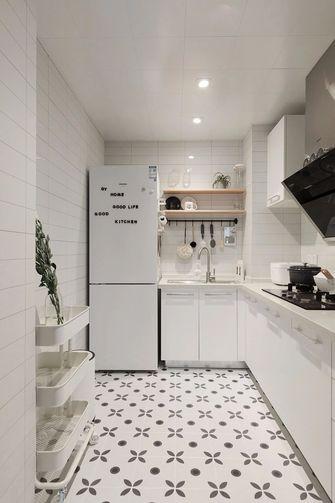 60平米公寓北欧风格厨房装修效果图