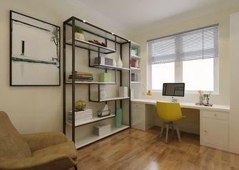 140平米四室两厅欧式风格书房图片