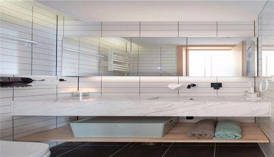 50平米现代简约风格卫生间设计图