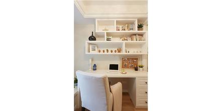 3-5万80平米一室一厅田园风格卧室装修案例