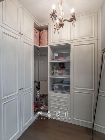 140平米四室两厅欧式风格衣帽间图片