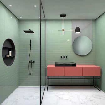100平米公寓混搭风格梳妆台欣赏图