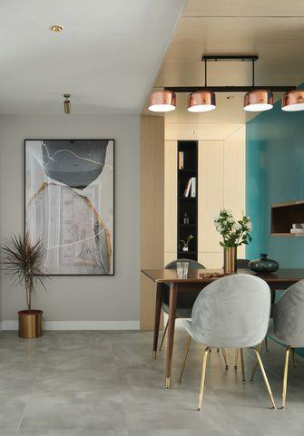 110平米三室一厅英伦风格其他区域效果图