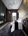 120平米别墅现代简约风格阳光房装修案例