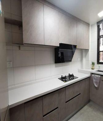 90平米三室两厅宜家风格厨房效果图