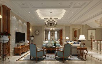 豪华型140平米别墅欧式风格客厅沙发图片