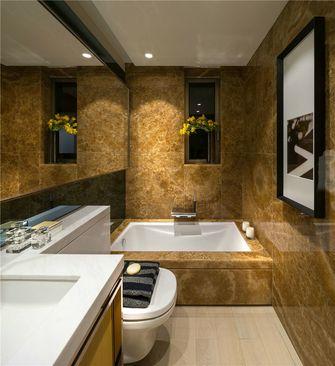 130平米三室一厅其他风格卫生间装修图片大全
