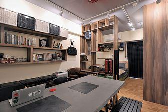 30平米超小户型现代简约风格书房图片大全