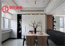 90平米公寓混搭风格餐厅装修图片大全