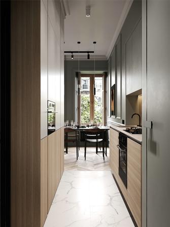 70平米公寓美式风格厨房装修效果图