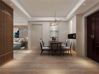 80平米三室两厅宜家风格餐厅装修案例