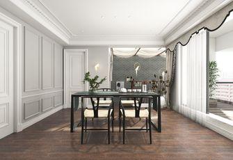 140平米复式法式风格书房图片