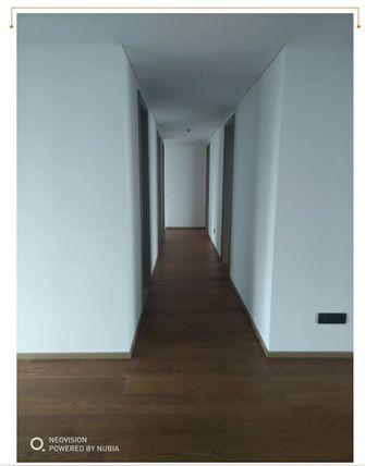 140平米四室一厅现代简约风格走廊图片大全