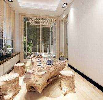 140平米四室两厅混搭风格影音室欣赏图