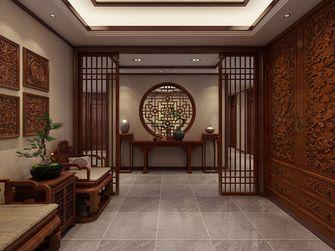 140平米三中式风格玄关装修效果图