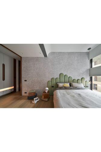 140平米四室三厅其他风格卧室图